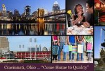 Cincinnati OH Lifestyle / Cincinnati is a wonderful, colorfully diverse metro area of SW Ohio, and in addition to festivals, music and sporting events, culture and awe inspiring attractions, Cincinnati real estate offers some amazing deals on houses from starters to luxury homes and condos. Learn more about Cincinnati, visit our site for listings and more community information.