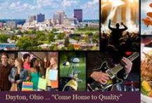 Dayton OH Lifestyle / Dayton is the largest city in Ohio. Defense, aerospace, and healthcare research all play a massive part in the city and its growth. In 2010, Dayton was named one of the best places in the US for college graduates to find a job! The city is also known for its fine arts industry, ranking #2 in the US as an art destination.