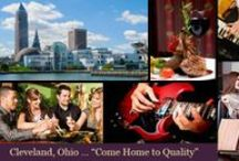 Cleveland OH Lifestyle / Cleveland is the most populous state in Ohio. This large city offers something for everyone. Diverse downtown architecture, diverse local cuisine, and the Rock and Roll Hall of Fame make up this awesome city!