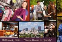 """Bellbrook OH Lifestyle / Bellbrook, Ohio is a city in Greene County with a population of approximately 7,000 residents. This little city holds the famous """"Sugar Maple Festival"""" every April!"""