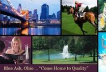 """Blue Ash OH Lifestyle / Blue Ash is a city in Hamilton County, #Ohio with an approximate population of 12,000 residents. The city is home to the event titled """"Red, White, and Blue Ash"""". The biggest 4th of July #celebration in the area!"""