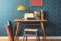 Wallpaper inspiration / Beautiful colourful wallpaper.