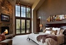 Bedroom Ideas and accessories / Bedrooms that make you want to never get out of bed in the morning.