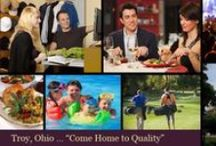 Troy OH Lifestyle / Troy is the county seat of Miami County. It is also the largest city in the county. It's a very colorful city full of exciting things to do and see!