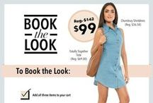 Book the Look