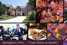 Springboro OH Lifestyle / Springboro is an excellent place to call home! It has everything from beautiful rural properties to stunning urban homes that offer a big city lifestyle. Take a gander at some of the things to do and places to see in the vibrant city of Springboro!