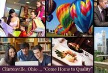 Clintonville OH Community & Lifestyle / Places to visit, things to do, where to eat, and of course, awesome homes for sale and part of the #Columbus real estate market.