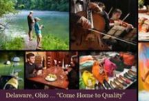 Delaware OH Lifestyle / #Delaware #Ohio, colorfully diverse, a beautiful community, lots to see and do and amazing real estate