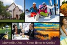 Marysville OH Lifestyle / #Marysville #Ohio is a beautiful suburb of #Columbus and living there gives residents amazing access to stupendous recreational opportunities, and too, you gotta see some of these #homesforsale