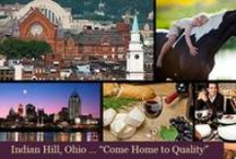 Indian Hill OH Lifestyle / #Indian Hill Ohio is a beautiful sprawling community located in SW Ohio with plenty of trees and lush landscaping.