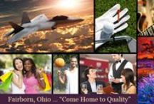 Fairborn OH Lifestyle / Fairborn is a thriving community located very near the #WPAFB  The homes, people and culture are very diverse. #Fairborn is also located very conveniently near major highways affording visitors and residents easy commuting abilities.
