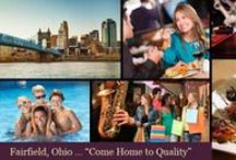 Fairfield OH Lifestyle / #Fairfield #Ohio #homesforsale come in a wide variety of prices and architectural styles. Fairfield has numerous starter homes available as well as move up buyer type homes.