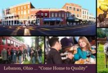 Lebanon OH Lifestyle / #LebanonOhio is the county seat for #WarrenCounty and is a popular destination for many of its residents
