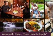 """Waynesville OH Lifestyle / #Waynesville Ohio is located within #WarrenCounty and is a very well established community dating back for centuries. It is commonly referred to as """"The #Antique Capital of the #Midwest"""""""