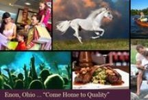 Enon OH Lifestyle / #Enon #Ohio is a community that is home to many of the #WPAFB employees and their families.