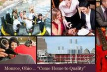 Monroe OH Lifestyle / #MonroeOhio is a rapidly growing community mostly located in #ButlerCounty but also stretches over into #WarrenCounty. The city of #Monroe has an amazing mixture of old as well as new #homes.