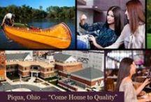 Piqua OH Lifestyle / #Piqua Ohio is a quaint community offering many affordable #homesforsale