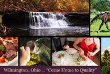 Wilmington OH Lifestyle / #Wilmington Ohio, located in #Clinton County is #home to many businesses, farms, rural properties as well as city living.