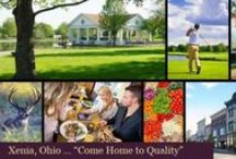 Xenia OH Lifestyle / #Xenia Ohio, located in #GreeneCounty is the county seat. It is full of beautiful historical homes and pronounced architectural styles.