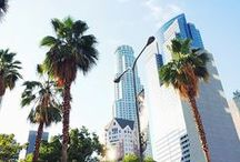 DTLA / Downtown Los Angeles...from the beach to the city streets <3
