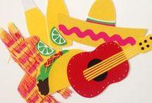 Fiesta Photo Prop Inspiration / by Brandi - Tweedle Dee Designs