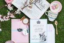 Alice In Wonderland Photo Prop Inspiration
