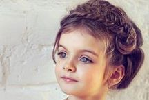 Little Locks / Darling Hairstyles for Girls