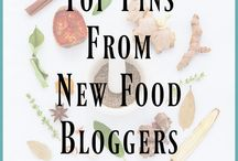 Top Pins From New Food Bloggers! / New food bloggers only! (Less than 2 years) Pin only your TOP pinned recipes here! Long pins only. Happy pinning!  If you want to contribute, follow all of my boards and message or email me at bitesizedkitchenblog@gmail.com