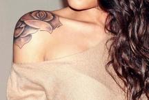 Tattooes & Piercings / by Errin Gordon