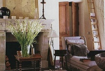 Decor:  INTERIOR DESIGNS & Home Tours / Misc. pics of various interiors of many different genres which appeal to my senses.  Also includes entire home tours selected because of their uniqueness.