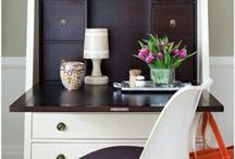 Decor: FURNISHINGS and LIGHTING / Select pieces of furniture (MPS) and lighting