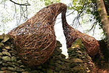 Nature: Art from nature / Natural Artists using all forms of matter from nature to create ART.  ART WORLD NATURALISTS