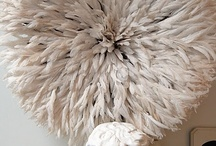 DECOR:  PALESCAPES / Designs: pale, white palettes, Limed, white-washed