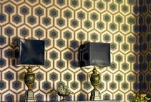 Wallpaper, Lucite / Wallpaper of every style and pattern Lucite decor