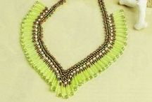 Beading patterns / patterns and tutorials for beaded and beadwoven jewelry