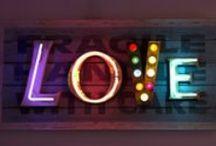 Neon Love / by Marisa Tayti