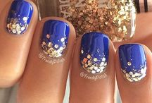 nails / by Whitney Powell