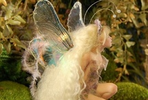 Angels,Cherubs and Fairies / by Princess Gucci