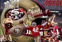 Sports / Mostly 49er pins, but with a few others thrown in... / by Loupy's Recipe Box