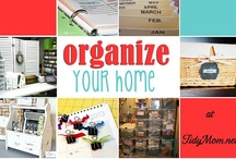 Getting Organized / by Loupy's Recipe Box