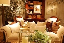 Interiors / Beautiful spaces / by Gail C.