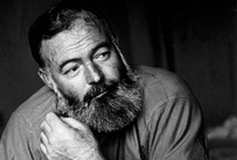 Ernest Hemingway / a man who lived a very complicated life...
