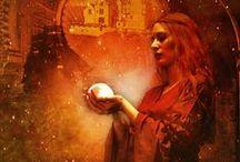 Magical / Magia, fantasia, sonhos, misticismo, verdades escondidas / by Helen Priedols