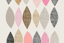 Pattern / Modern pattern and surface design