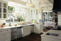 Kitchen / by Kendall Rossiter