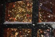 Christmas. / by Iris Carney