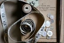 Sewing. / by Iris Carney