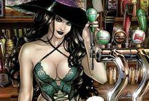 erotismo -comics