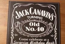jack daniels birthday party / Weekend of August 22nd! / by ashley marie burbul