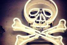 Skulls. / by Iris Carney